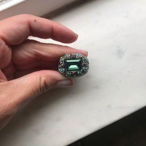 HEidi Daus cocktail ring